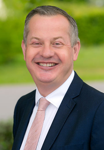Mr Jon Goulding Headteacher